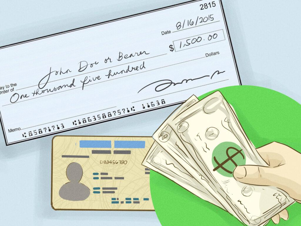 evita caer en fraudes con cheques falsos