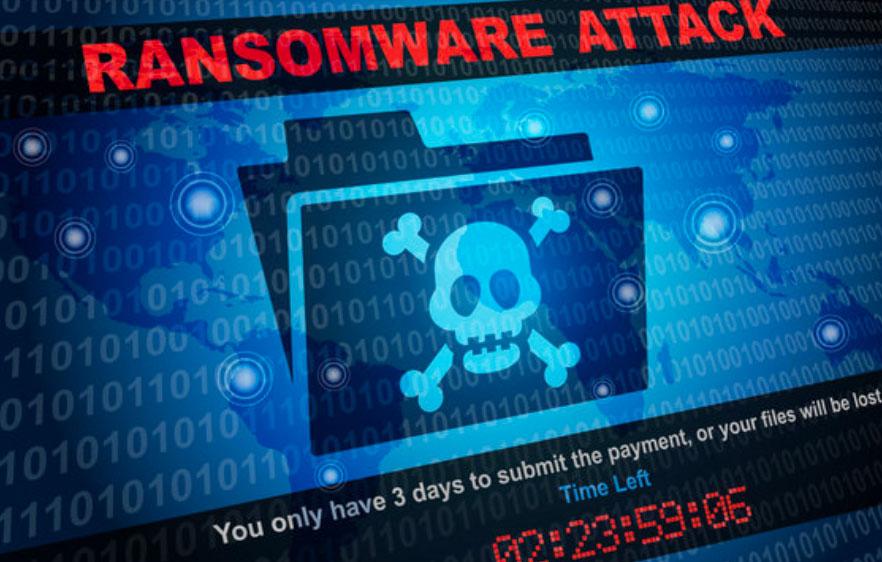 Ataque ransonware