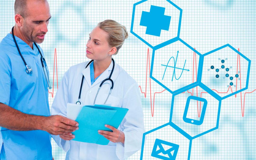 La digitalización del área médica y sus grandes beneficios.