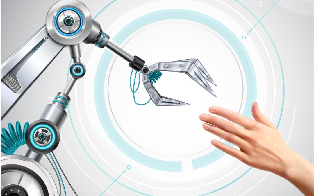 La automatización empresarial.