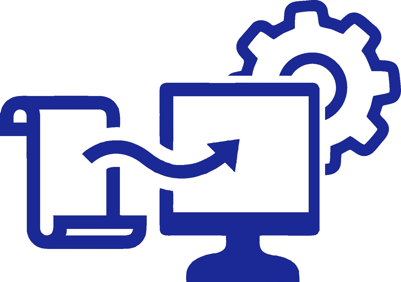 digitalización a procesos
