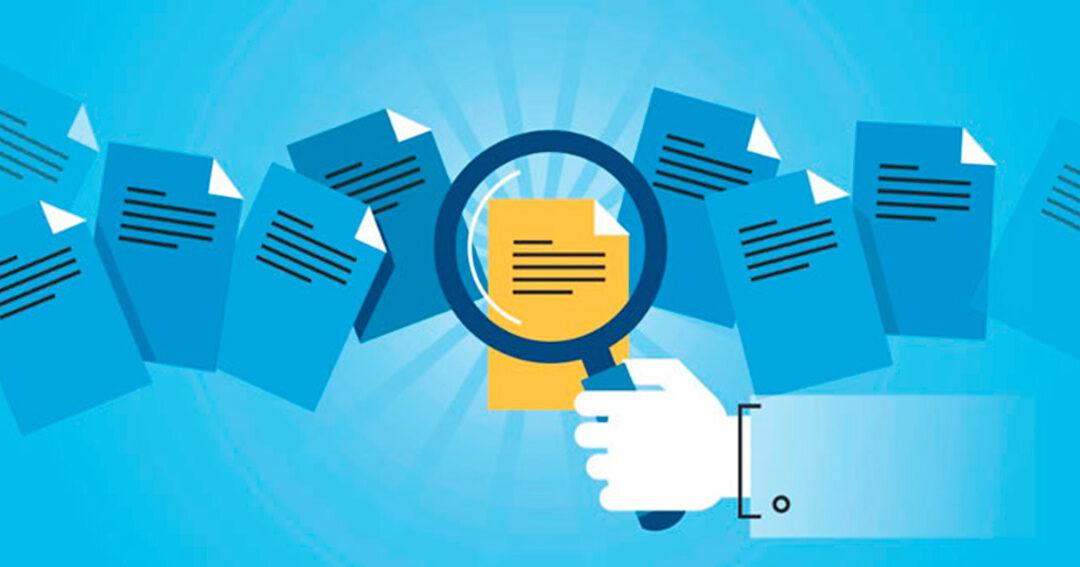 Control de documentos vs. Gestión de documentos