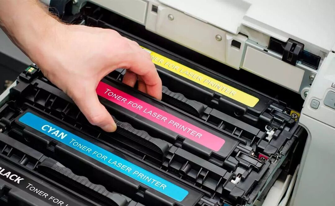 6 consejos para cuidar los cartuchos de tóner para impresora.