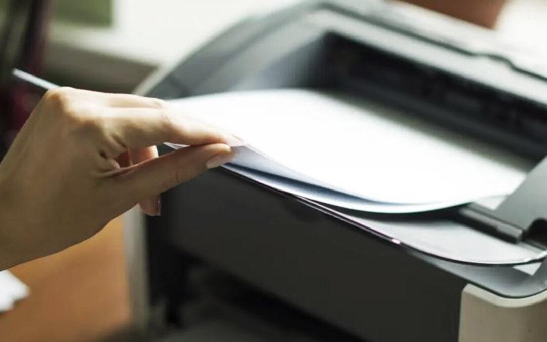 4 tips para ahorrar energía en tus procesos de impresión